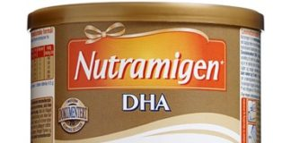 Nutramigen 1 DHA er den eneste anbefalede modermælkserstatning ved børneeksem