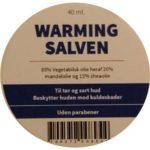 Dr. Warming Salven kan beskytte huden ved børneeksem